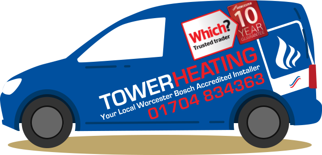 Formby Worcester Bosch Accredited Installer