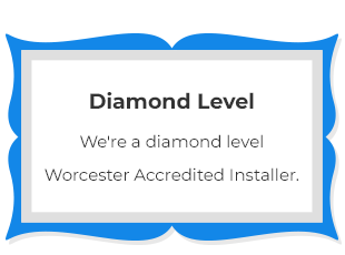 Diamond Level Worcester Accredited Installers Formby