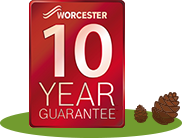 New Boiler 10 Year Guarantee