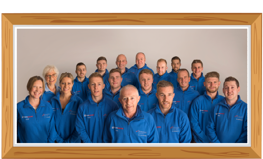 Tower Heating team
