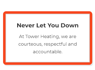 Tower Heating Professional Boiler Installers
