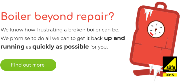 Worcester Bosch Boiler Repairs Formby